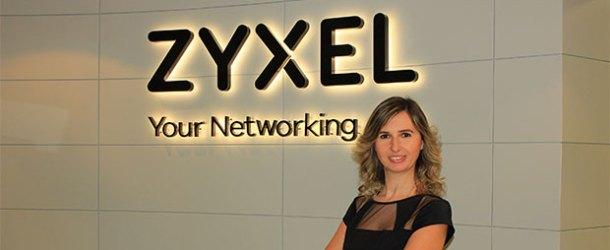 Zyxel'de Özden Aliyagiç Uyar'a bölgesel görev