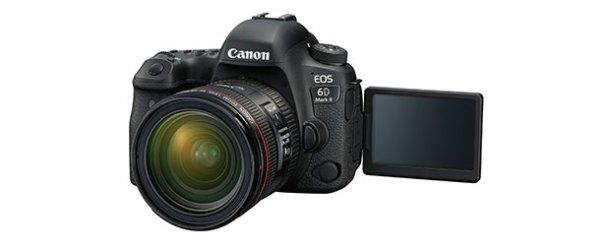 Dünyanın en hafif full frame DSLR fotoğraf makinesi