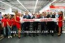 MediaMarkt 50. mağazasını Antalya'da açtı