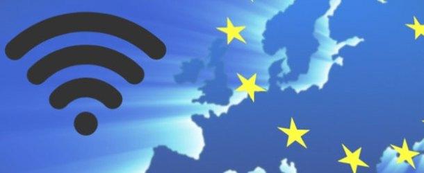 Avrupa'da ücretsiz kablosuz internet atağı