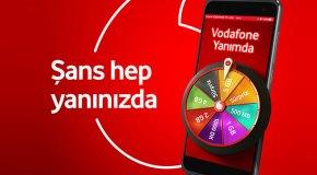 Vodafone'dan abonelerine hediye yağmuru