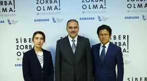 Samsung ve BTK'dan siber zorbalığa karşı kampanya