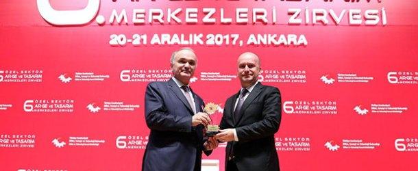 Turkcell Teknoloji'ye en iyi Ar-Ge merkezi ödülü