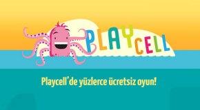 Turkcell'in yeni oyun platformu PlayCell