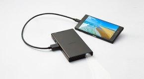 Sony'den cebe sığan mobil projektör