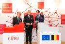 Fujitsu Brüksel'de Blockchain İnovasyon Merkezi açtı