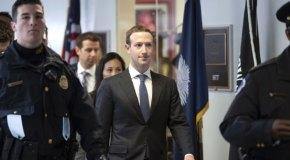 Facebook kurucusu Zuckerberg: Benim hatamdı özür dilerim