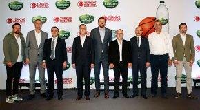 Basketbolun resmi su sponsoru Getir markası Kuzeyden