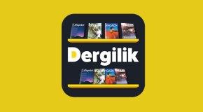 Haziran'da Dergilik'ten 5 milyon yayın indirildi