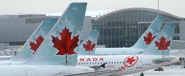 Air Canada büyük bir korsan saldırısının hedefi oldu