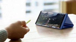 Galaxy Note9 S Pen ile uzaktan kumanda konforu