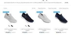 Outdoor ayakkabı seçiminde yeni sezon Lescon modelleri