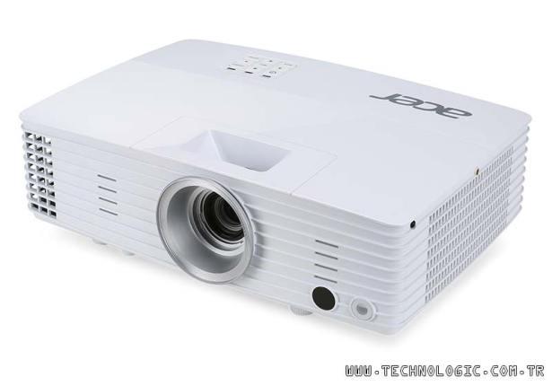 Acer H6502BD projektör