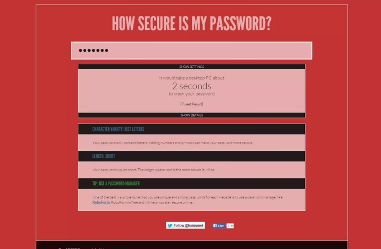 Online Accounts Password Security – Forerunner's Safety Tips!