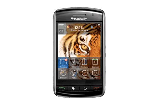 RIM BlackBerry Storm smartphone