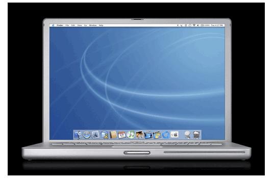 Apple PowerBook G4 12-inch