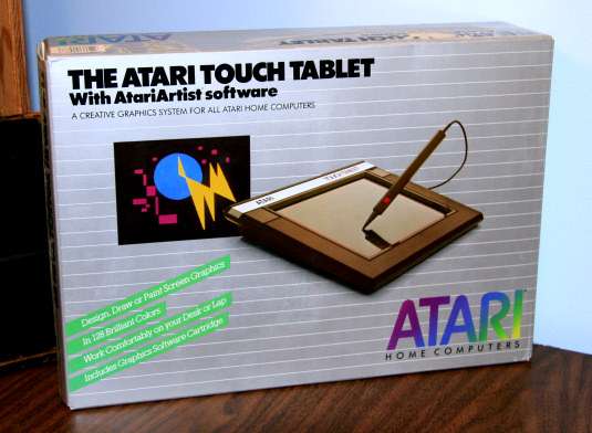 1984 Atari Touch Tablet