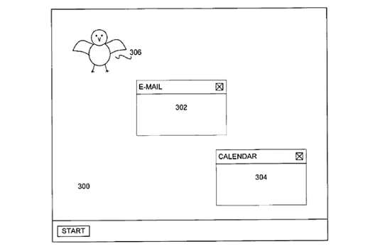Animated Character Patent