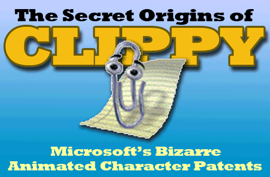 The Secret Origins of Clippy