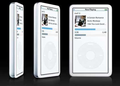 Fake iPod