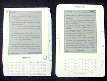 Kindle Front