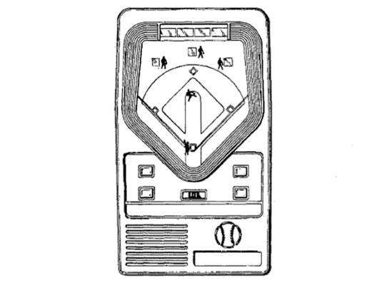 Mattel Baseball
