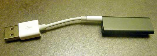 iPod Shuffle USB