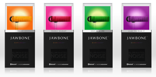 Jawbone Ear Candy