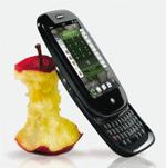 Palm Pre vs. Apple