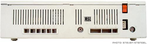 IBM PCjr Back