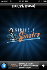 XM Sinatra