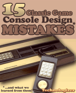 15 Classic Game Console Design Mistakes