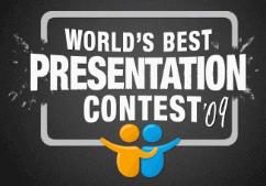 World's Best Presentation Contest