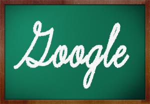 google-chalk