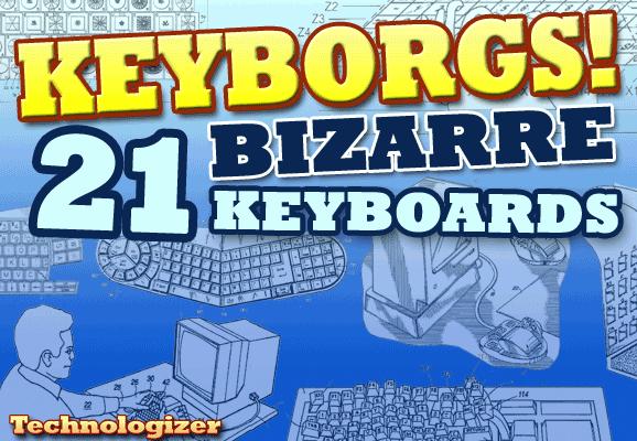 Keyborgs