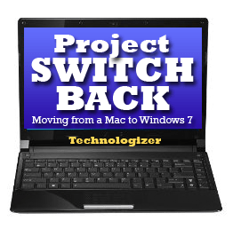 Project Switchback