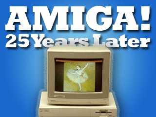 Amiga: 25 Years Later