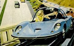 Look Ma, No Hands! A Brief History of Self-Driving Cars