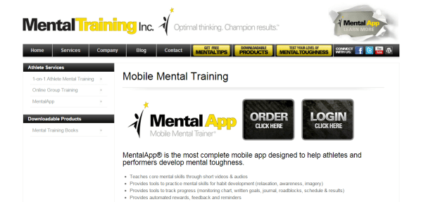 Mental Training Inc.
