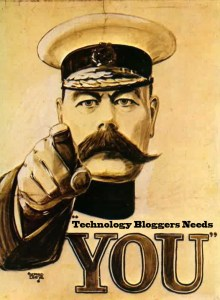 Technology Bloggers needs your help!