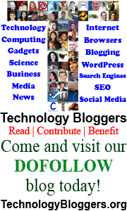 Technology Bloggers - A Dofollow Community Blog