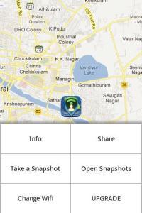 WiShare app screenshot