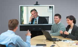 A video conference