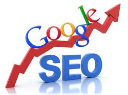 Google SEO Ranking Chart