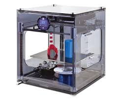 A cheap, commerical 3D printer