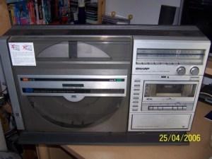 My Sharp Record Player