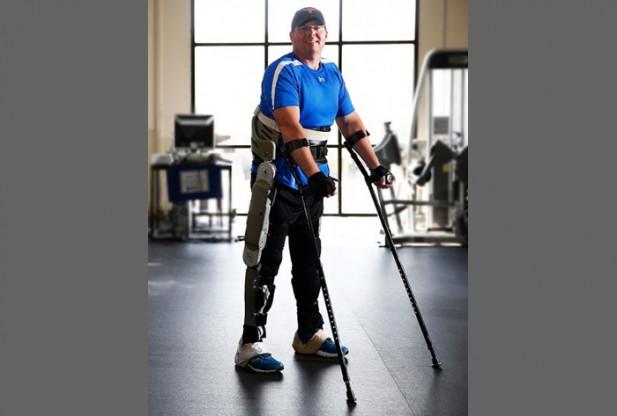 Exoskeleton in Medical Use
