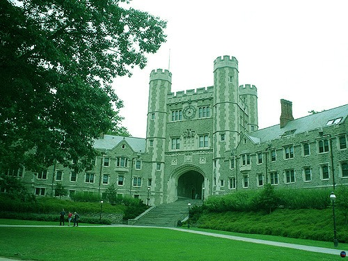 Princeton UniversityPRINCETON NJ