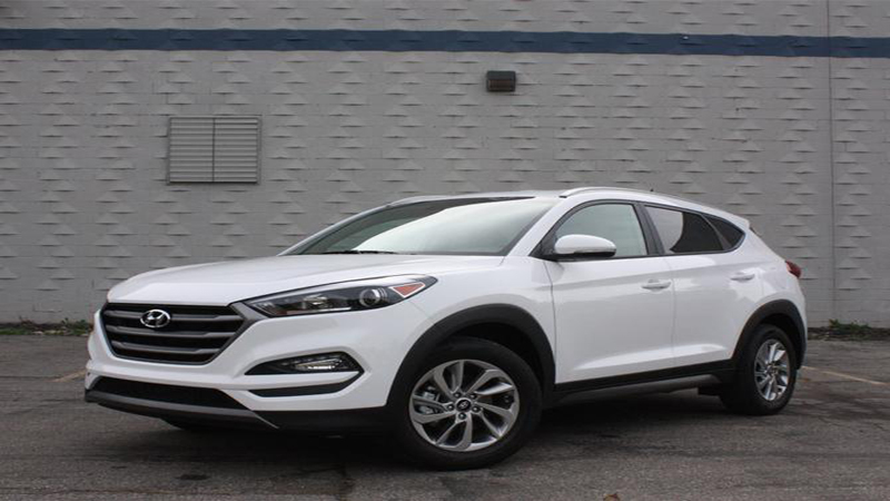 2016 hyundai tucson eco review a high tech but flawed powertrain technology and gadget news. Black Bedroom Furniture Sets. Home Design Ideas