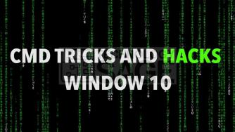 Command Prompt tricks and hacks